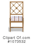Royalty-Free (RF) Chair Clipart Illustration #1073532