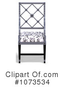Royalty-Free (RF) Chair Clipart Illustration #1073534
