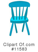 Chair Clipart #11583