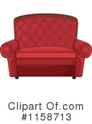Chair Clipart #1158713 by Graphics RF