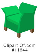 Chair Clipart #11644