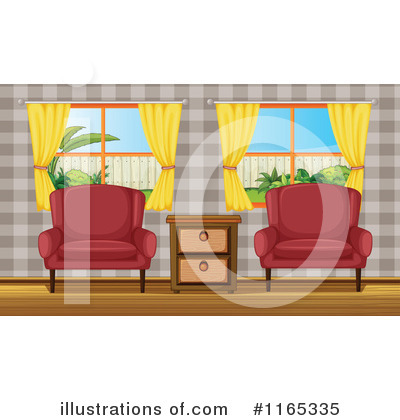 Furniture Clipart #1165335 by Graphics RF
