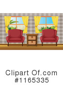 Chair Clipart #1165335 by Graphics RF