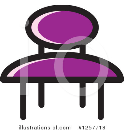 Furniture Clipart #1257718 by Lal Perera