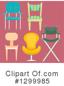 Chair Clipart #1299985