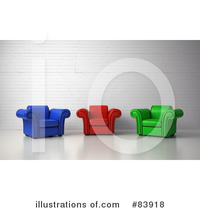 Chair Clipart #83918 by Mopic