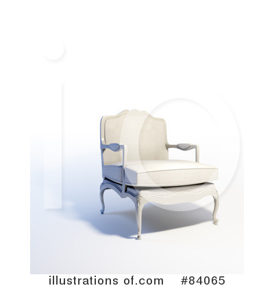 Chair Clipart #84065 by Mopic