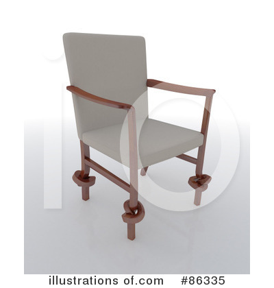 Chair Clipart #86335 by Mopic