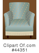 Chairs Clipart #44351 by Frisko