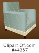 Chairs Clipart #44367 by Frisko