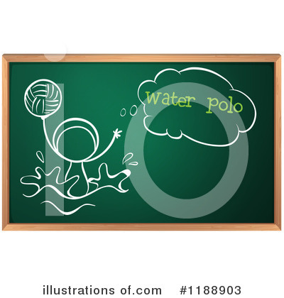 Water Polo Clipart #1188903 by Graphics RF