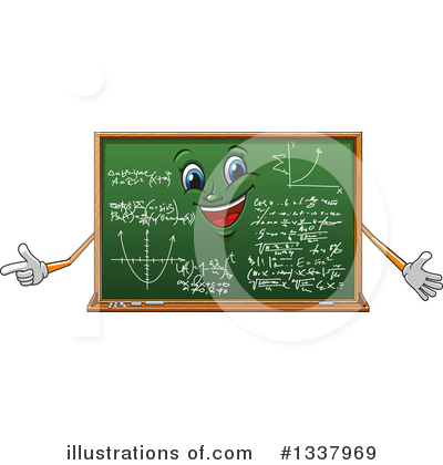 Algebra Clipart #1337969 by Vector Tradition SM