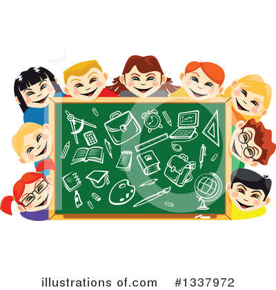 Education Clipart #1337972 by Vector Tradition SM