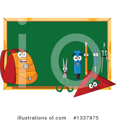 Education Clipart #1337975 by Vector Tradition SM