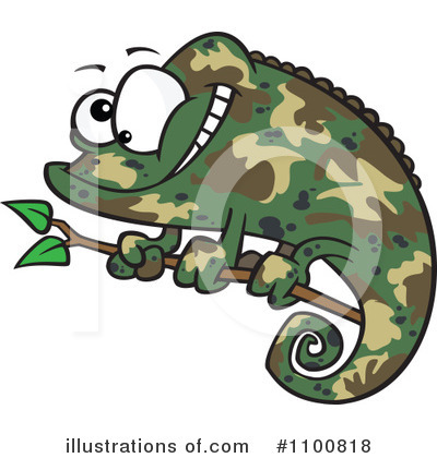 Camouflage Clipart #1100818 by toonaday