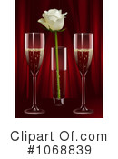 Royalty-Free (RF) champagne Clipart Illustration #1068839