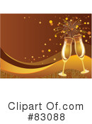 Champagne Clipart #83088 by Pushkin