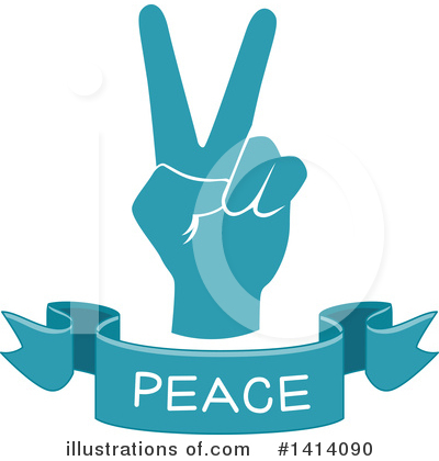 Peace Clipart #1414090 by BNP Design Studio