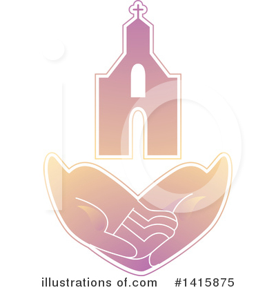 Charity Clipart #1415875 by BNP Design Studio