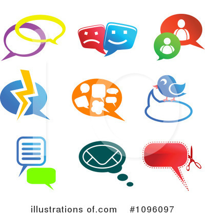 Icons Clipart #1096097 by Vector Tradition SM