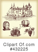 Chateau Clipart #432225 by Eugene