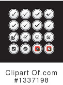 Check Mark Clipart #1337198 by ColorMagic