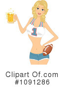 Cheerleader Clipart #1091286