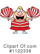 Cheerleader Clipart #1122338