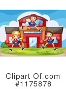 Cheerleader Clipart #1175878