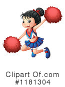 Cheerleader Clipart #1181304