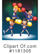 Cheerleader Clipart #1181305