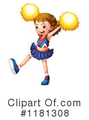 Cheerleader Clipart #1181308
