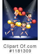 Cheerleader Clipart #1181309