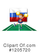 Cheerleader Clipart #1205720