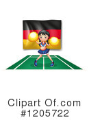 Cheerleader Clipart #1205722