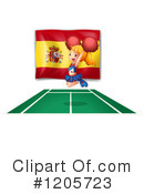 Cheerleader Clipart #1205723