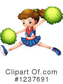 Cheerleader Clipart #1237691