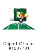 Cheerleader Clipart #1237701