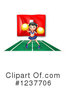 Cheerleader Clipart #1237706