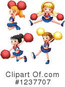 Cheerleader Clipart #1237707