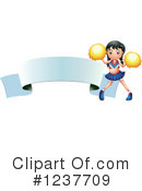 Cheerleader Clipart #1237709