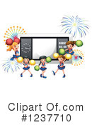 Cheerleader Clipart #1237710
