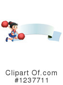 Cheerleader Clipart #1237711