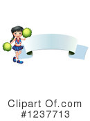 Cheerleader Clipart #1237713