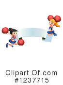 Cheerleader Clipart #1237715