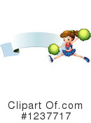 Cheerleader Clipart #1237717