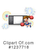 Cheerleader Clipart #1237718