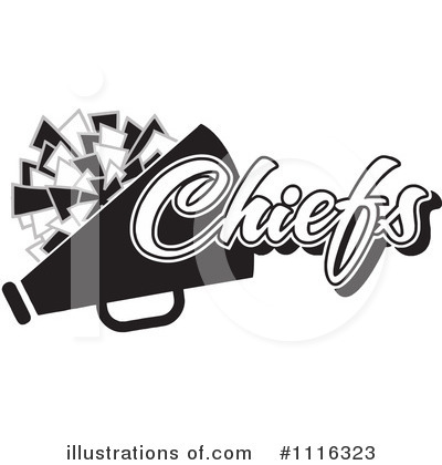 Cheerleading Clipart #1116323 by Johnny Sajem