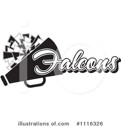 Cheerleading Clipart #1116326 by Johnny Sajem