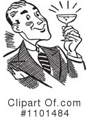 Royalty-Free (RF) cheers Clipart Illustration #1101484